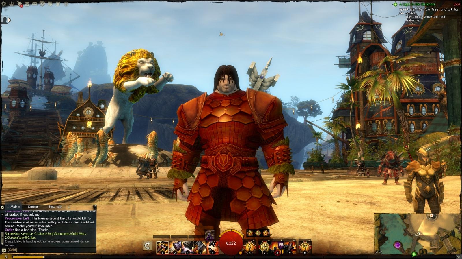 Norn - Warrior
