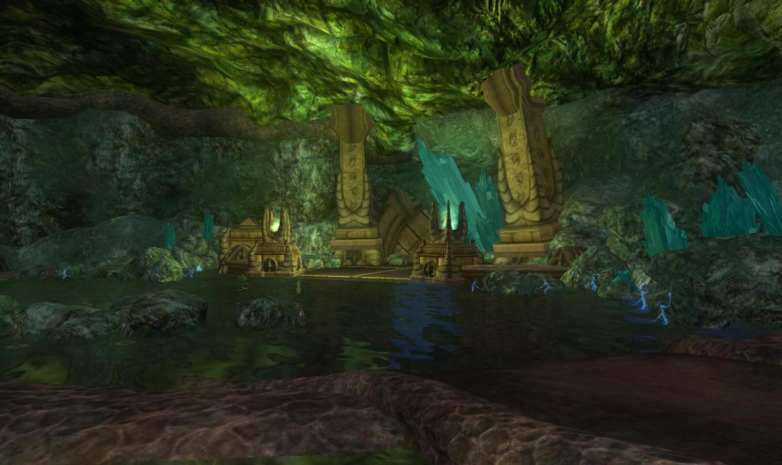 Chelsith: The Ancient Vault