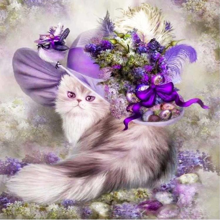 DIY-5D-Diamond-Embroidery-Cross-Stitch-Animal-Purple-Cat-In-font-b-Hat-b-font-font.jpg